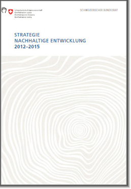 Publication Sustainable Development Strategy 2012-2015