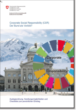 Publication Corporate Social Responsibility (CSR)